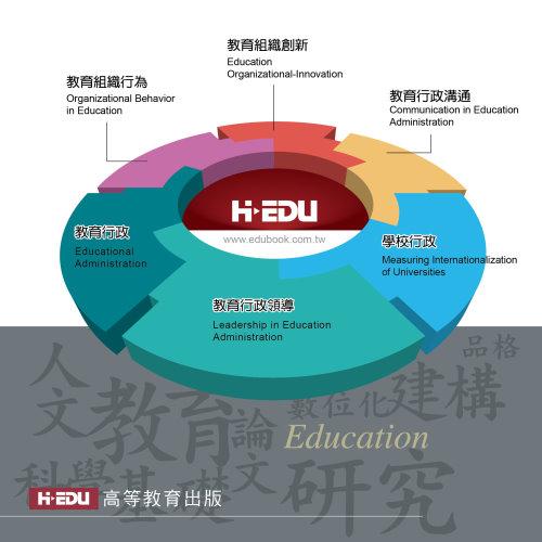 教育行政,教育組織行為,教育組織創新,教育行政溝通,學校行政,教育行政領導
